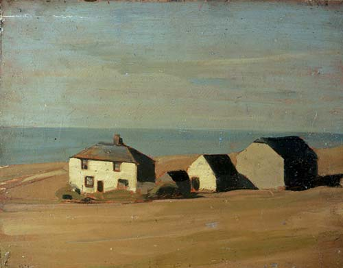 William Nicholson, Towner, 1912.